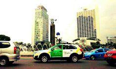 GOOGLE S Car In Jakarta
