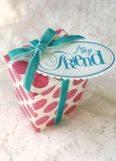 For My Friend- free printable tags