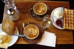 The best coffee shops in Reykjavik, Iceland