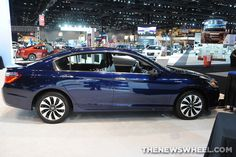 Honda Moves to the Head of the Class, as four of their best selling models rank number one in their respective segments. 2014 Honda Accord, Terry Lee, Best New Cars, Engineering, Racing, Blog, News, Running, Lace