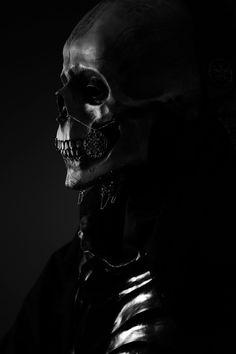 Black skully