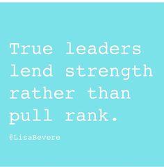 Lisa Bevere: leadership