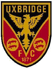 Uxbridge F.C. British Football, English Football League, Football Team Logos, Football Soccer, Oxford City, Charlton Athletic, Challenge Cup, League Table, Sports Clubs
