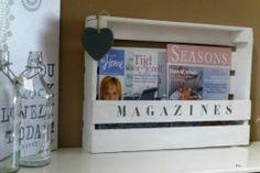 Magazines Home Hacks, My Dream Home, Magazines, House Styles, Wood, Frame, Home Decor, Furniture, Homemade Home Decor