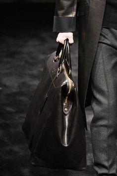 :Prada menswear AW09, Details