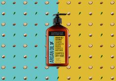"""Argan Oil and Coconut Shampoo and conditioner by Cognescenti's brand """"Australian Apothecary."""""""