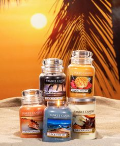 Yankee Candles unveils Spring 2013 candles