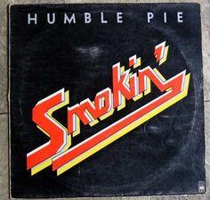 Humble Pie - Smokin' (Vinyl, LP, Album) at Discogs