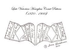 Miniature corset