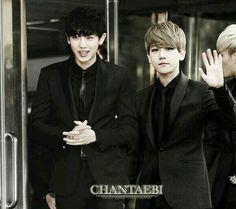Chanbaek !!