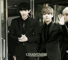 Chanbaek !!