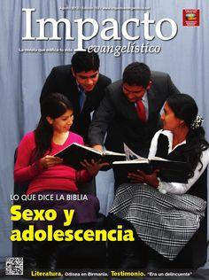 Revista Impacto Evangelistico Edición Agosto 2012 Idioma Español