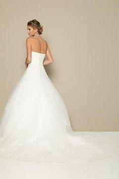 42aefc249b Affordable strapless ball gown wedding dress jul 377w-Simply Fab Dress Dress  Websites