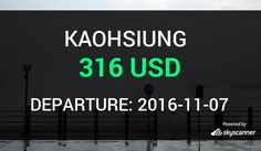 Flight from Seattle to Kaohsiung by Xiamen Airlines #travel #ticket #flight #deals   BOOK NOW >>>
