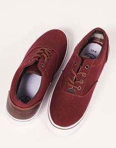Hallensteins - Kit Saxon Canvas Shoes ($19.99)