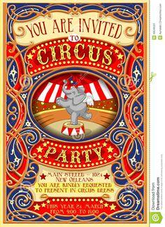 El Cartel Invita Para El Partido Del Circo Con Elephnant - Descarga De Over 40 Millones de fotos de alta calidad e imágenes Vectores% ee%. Inscríbete GRATIS hoy. Imagen: 48546591