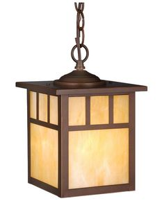 Buy the Vaxcel Lighting OD37276BBZ Burnished Bronze Direct. Shop for the Vaxcel Lighting OD37276BBZ Burnished Bronze Mission 1 Light Outdoor Pendant and save.