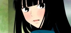 Kimi ni Todoke Kazehaya is so adorable around Sawako