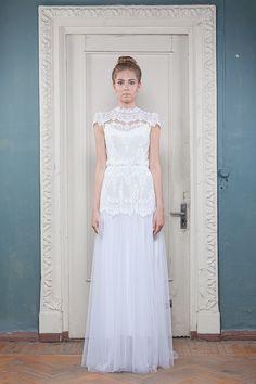 Katya Katya Shehurina Rachelle wedding dress | onefabday.com
