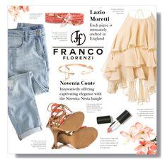 """""""FrancoFlorenzi.com"""" by yexyka ❤ liked on Polyvore featuring Wrap, Balmain, Sigma Beauty, Dolce Vita and francoflorenzi"""
