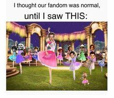Puh-Liiz,our fandom is never normal