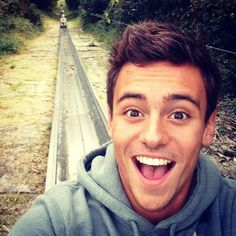 Now I'm obsessing over Tom Daley, this is wonderful