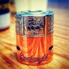 ONSLAUGHT RDA by PSYWAR FABRICATIONS ... Now instock @thevaporclubboca  22mm diameter 304 grade stainless steel top cap and base  6 Cyclops air flow control  3 negative poles with 2mm holes  Copper positive pin silver coated  And my fav 5mm deep juice well  #thevaporclub #boca #bocaraton #betobaccofree #delraybeach #pompanobeach #lighthousepoint #ivape #improof #improofmovement #vape #vapelyfe #vapeallday #vapecommunity #southflorida #stopsmoking #startvaping #miznerpark #miami ...