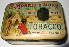 Ye Olde UK Tins --- The Orphans And The Obscure :: Pipe Tobacco Discussion :: Pipe Smokers Forums
