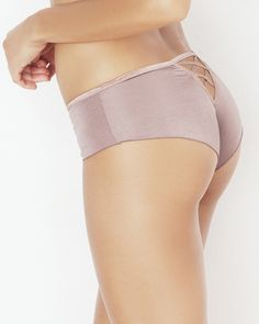 Crisscross Cheeky Brief