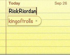 #KingofTrolls