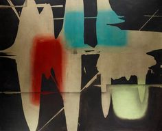 untitled / / x inch / Oil, acrylic on canvas Installation Art, Street Art, Abstract Art, Sculptures, Colours, Canvas, Artist, Albertina Wien, Painting