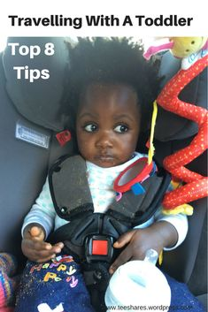 Travelling with a toddler - top 8 tips
