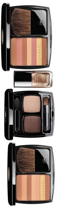 ♔ Chanel Face & Eyes Spectrum   LBV ♥✤   LBV ARCHIVE