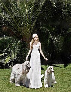 Victoria KyriaKides NY Bridal Collection. www.VictoriaKyriaKides.com