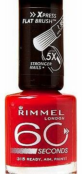 Rimmel 60 Seconds Nail Polish Coralicious 12 Advantage card points. Rimmel 60 Seconds Nail Poli, Coralicious FREE Delivery on orders over 45 GBP. http://www.comparestoreprices.co.uk/nail-products/rimmel-60-seconds-nail-polish-coralicious.asp