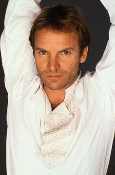 Sting - sting Photo 19 gennaio 1991
