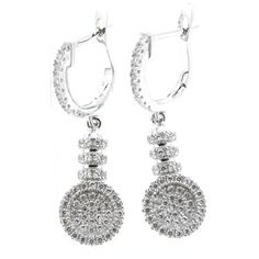 Silver with zirconia cod. SE31236A1 wheight : 4.50 gram white cubic zirconia (120 piece) rhodium plated
