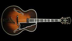 D'Angelico Vintage New Yorker Archtop Acoustic Electric Guitar Sunburst | eBay