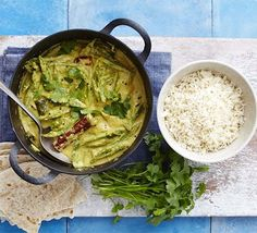 Sri Lankan runner bean curry.....I have a glut of runner beans...think I'll give this a try!