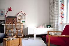 UKKONOOA: Uusia tuulia lapsenhuoneessa