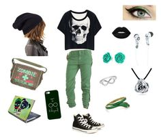 """""""Deadly nature"""" by lavender-winchester ❤ liked on Polyvore featuring art"""