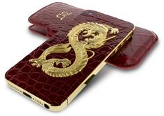Golden Dreams unveils the worlds first iPhone 5 made from carbon fiber coated with pure gold