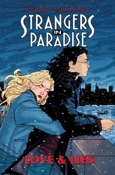 Strangers In Paradise Vol. 18: Love & Lies