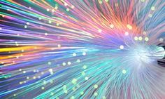 'Twisted' fibre optic light breakthrough could make internet 100 times faster - Researchers say they have developed tiny readers that can detect information in light spirals Internet Speed Test, Fast Internet, Innovation, School Leavers, Net Neutrality, Fiber Optic, The Guardian, Underwater, Technology