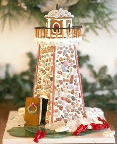 Coastal News -Beach Christmas Table Settings, Crafts, Ornaments, Gift Wrapping, Gingerbread and more - Christmas Ornaments and Christmas Decorations - Zimbio