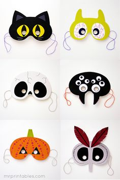 diy no sew felt halloween masks crafting homemade and my little pony - Kids Halloween Masks