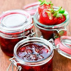 This is a favorite for sure! Strawberry Chipolte Jam