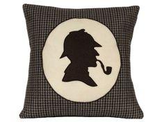 Sherlock Holmes Victorian Style Shadow by DancingArethusa on Etsy