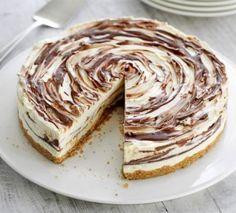 Gordon's cheesecake.