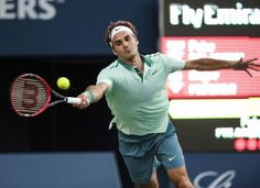 Roger Federer Faces Marin Cilic Rogers Cup last sixteen